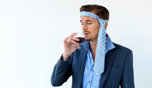 nội tạng bị tàn phá vì rượu