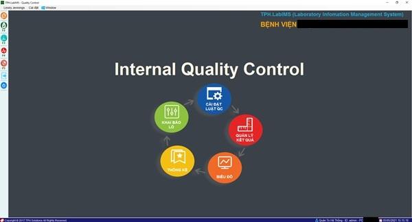 Phần mềm Nội kiểm TPH.LabIQC có những tính năng gì?