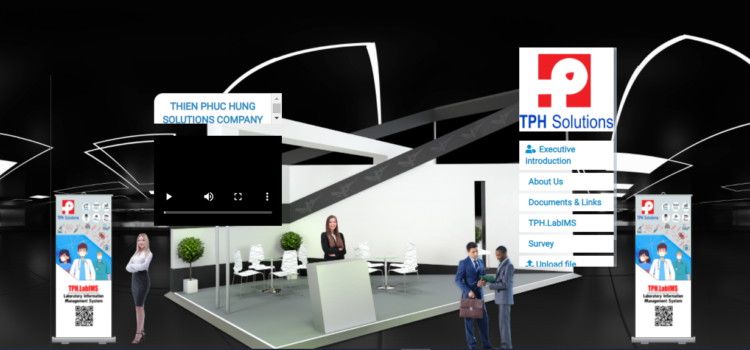 Phần mềm TPH.LabIMS tham gia triển lãm số toàn cầu ITU
